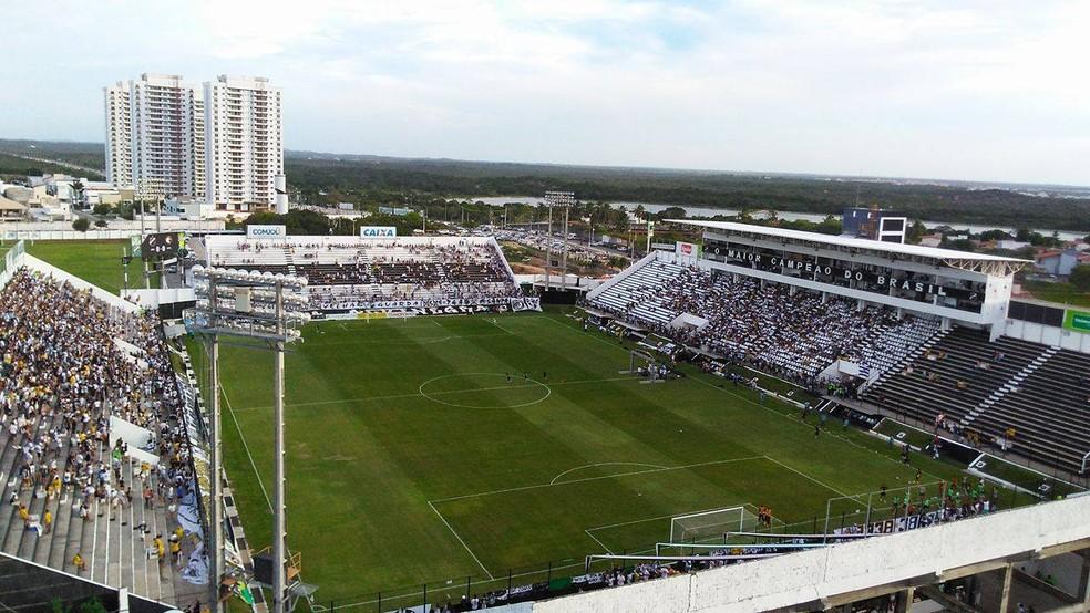 Estádio Frasqueirão — Foto: Fabiano de Oliveira/GloboEsporte.com