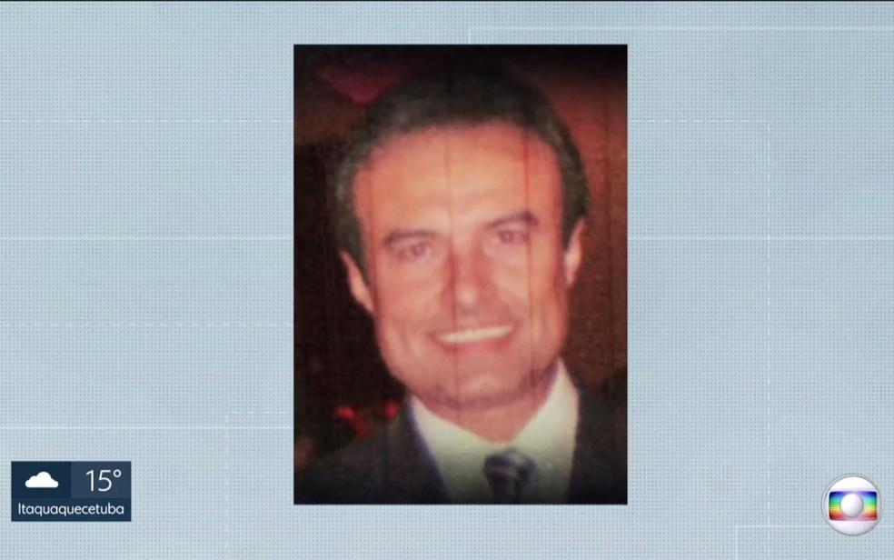 Juiz perdeu cargo após condenação por extorquir dinheiro de empresário (Foto: Reprodução/TV Globo)