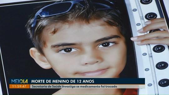 Menino que morreu após tomar vacina contra o tétano avisou a mãe que estava passando mal