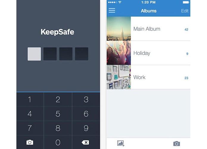 KeepSafe (Foto: Reprodução)