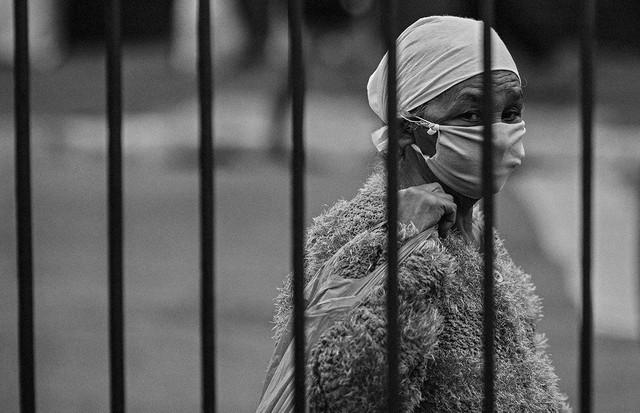 Em meio à pandemia, fotógrafos criam projeto para documentar ações voluntárias  (Foto: Divulgação - @Slikescontent)
