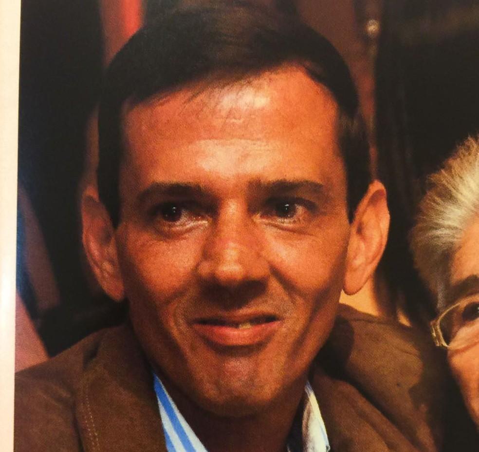 Ricardo Bezerra Freire tinha 49 anos (Foto: Arquivo da samília)