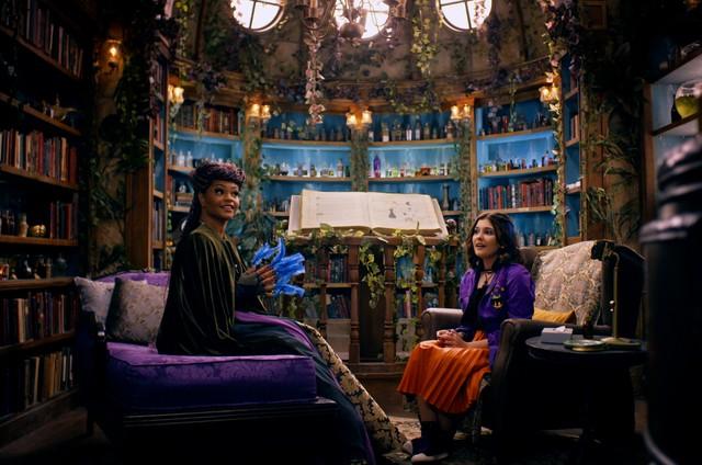 Juliana Alves e Nicole Orsini em 'Vlog da Berê' (Foto: Divulgação/Gloob)