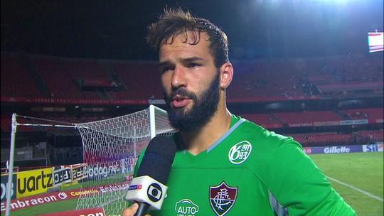 Muriel enaltece atitude e postura do Fluminense na vitória diante do São Paulo