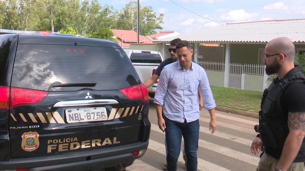 Junior Donadon foi condenado a mais de 15 anos de prisão (Foto: José Manoel/ Rede Amazônica)
