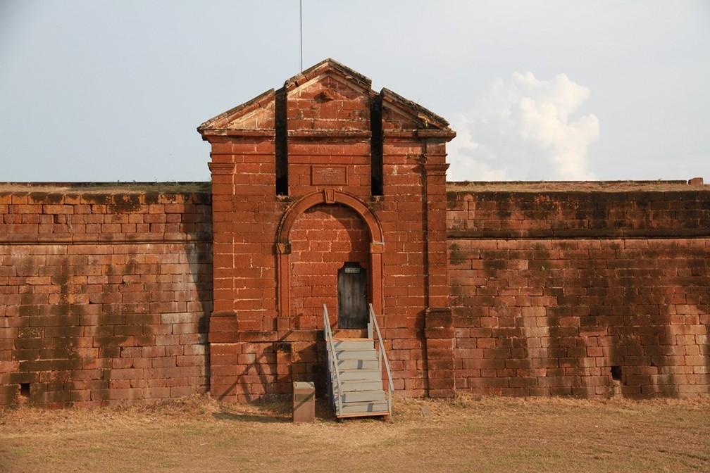 Forte Princípe está instalado em Costa Marques (Foto: Governo RO/Divulgação)