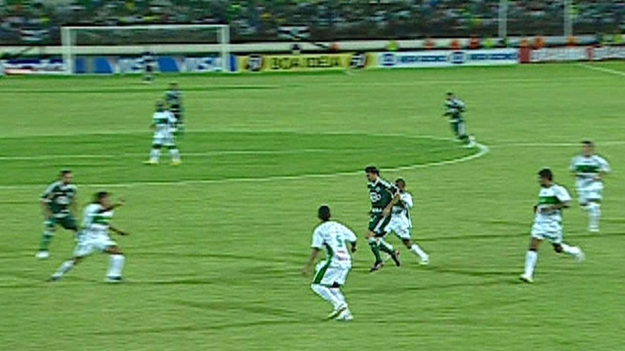 Coruripe-AL 0 x 1 Palmeiras (1ª fase)