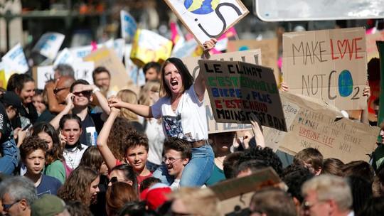 Foto: (Charles Platiau/Reuters)