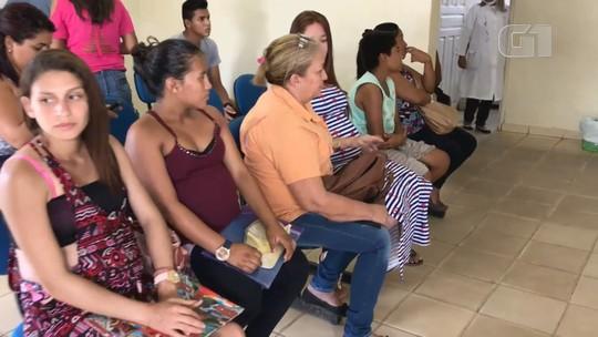 Venezuelanos viajam até 11 horas para receberem atendimento médico na fronteira de RR