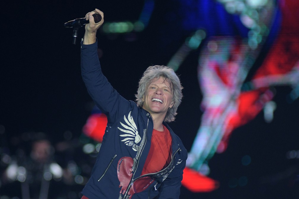 Lives De Hoje Bon Jovi 3030 Thaide Sergio Britto E Mais Shows Para Ver De Casa Musica G1