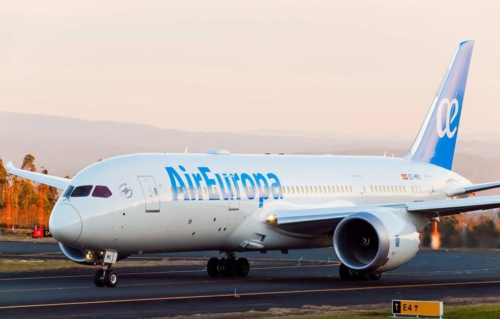 Air Europa emitiu comunicado sobre passagens vendidas para Paris (Foto: Facebook/Reprodução)