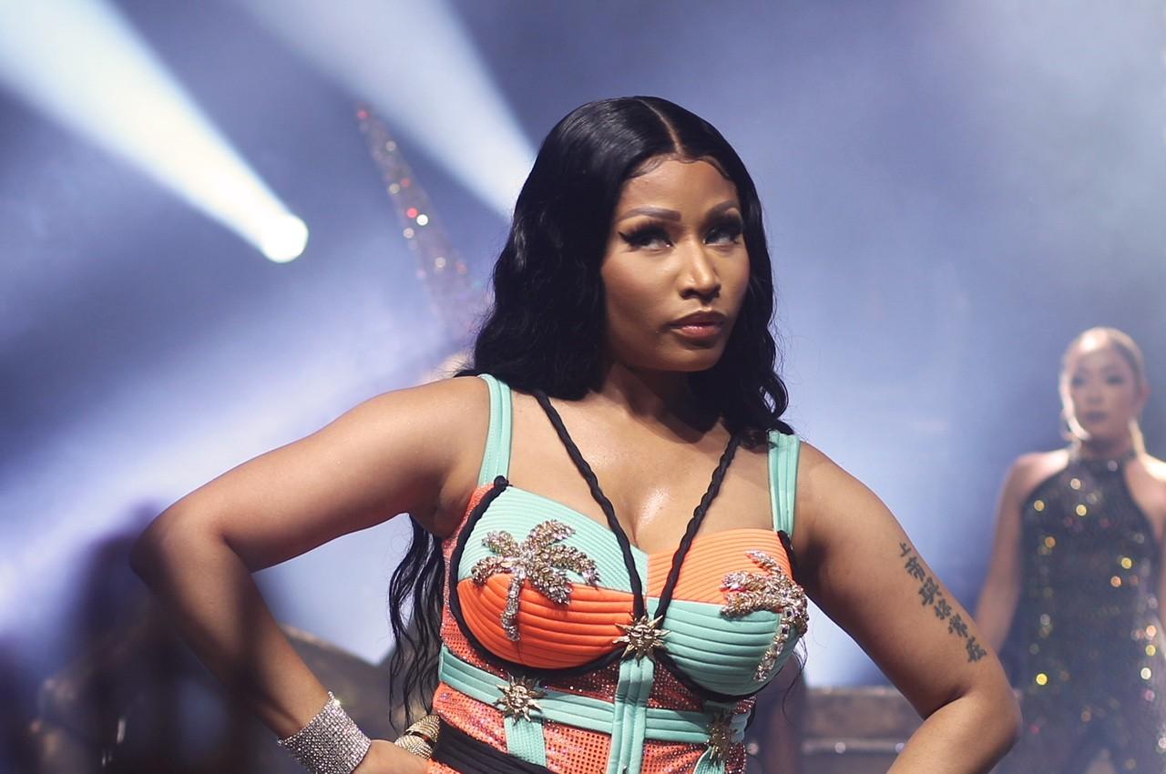 Nicki Minaj no Brasil: 5 curiosidades do show da rapper no Tidal X Vivo (Foto: Agnews)