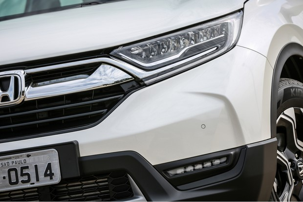 Honda CR-V (Foto: Divulgação)