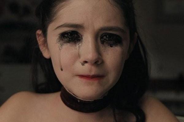 Isabelle Furhman em 'A Orfã' (Foto: Reprodução)