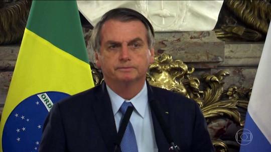 Bolsonaro faz primeira visita de Estado à Argentina