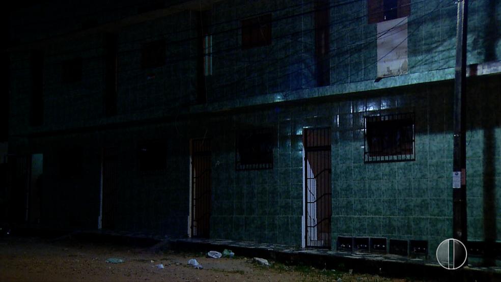 Mulher passou dois meses em cárcere privado na Zona Oeste de Natal. — Foto: Reprodução/ Inter TV Cabugi