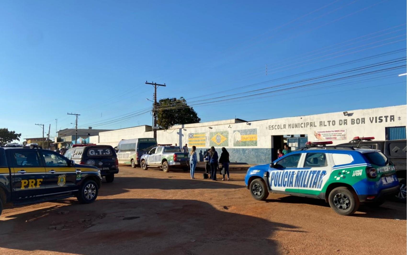 Instituto entra com ação para pedir que não ocorram buscas por Lázaro Barbosa em terreiros sem decisão judicial