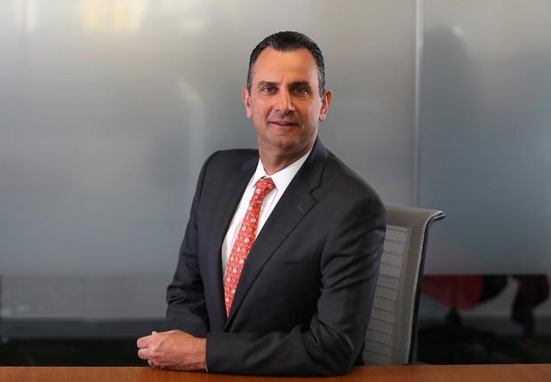 João Pedro Paro, presidente da Mastercard no Brasil (Foto: Divulgação)