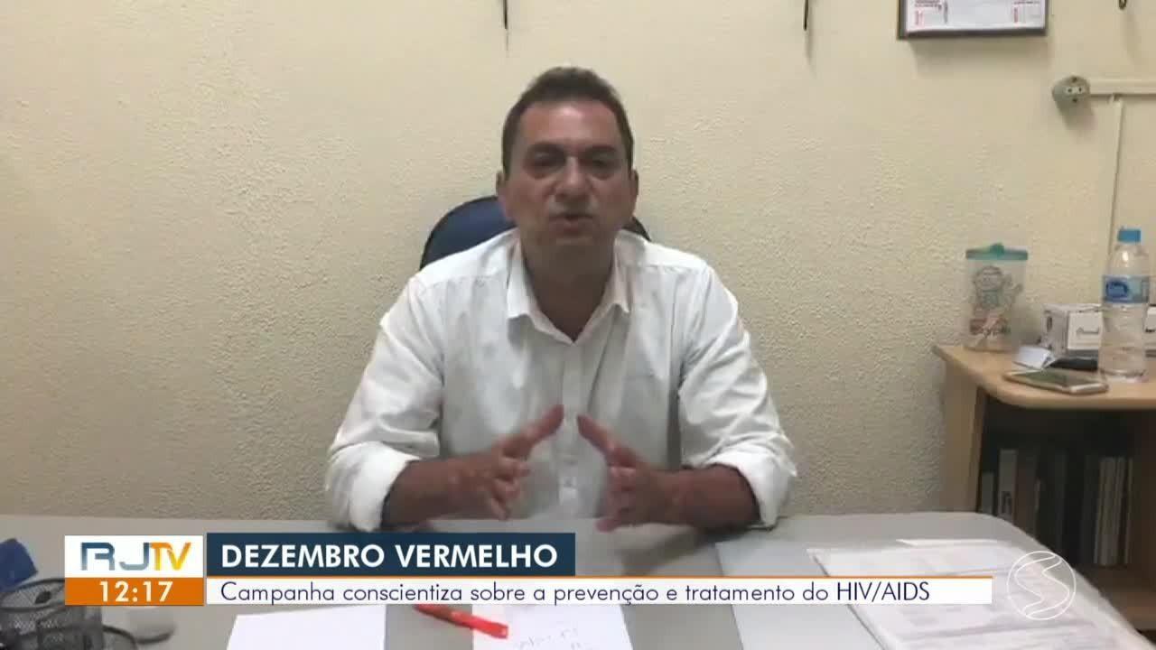 Dezembro vermelho traz campanha de conscientização sobre o HIV