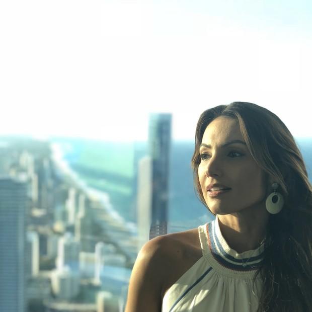 Patrícia Poeta (Foto: Reprodução)