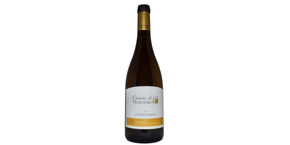 Quinta do Valdoeiro Chardonnay DOC Bairrada — Foto: Porto a Porto