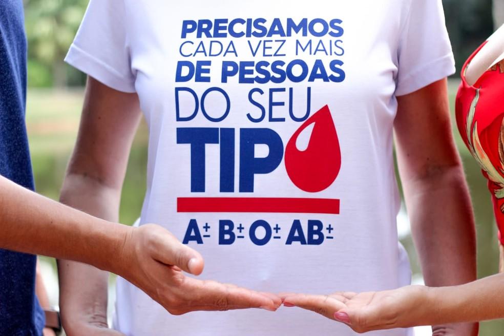 Campanha faz chamamento adoadores para garantir estoque — Foto: Alisson Oliveira/Arquivo pessoal
