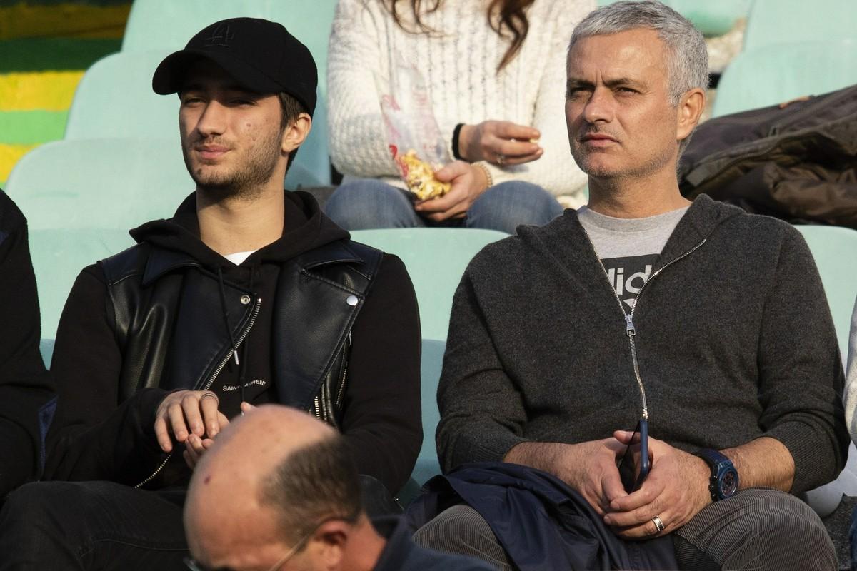 José Mourinho Jose Mario Mourinho Jr