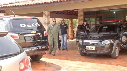 Polícia de MS prende 4 e vistoria empresa de turismo em nova fase da operação Ícaro