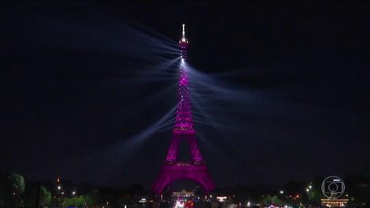 Um dos monumentos mais conhecidos do mundo, Torre Eiffel completa 130 anos