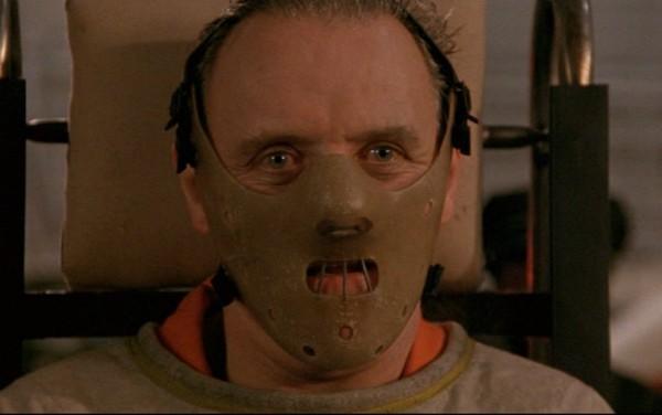 O ator Anthony Hopkins no papel de Hannibal Lecter (Foto: Reprodução)