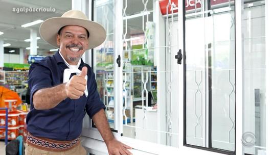 Neto Fagundes apresenta opções funcionais e em conta para portas e janelas