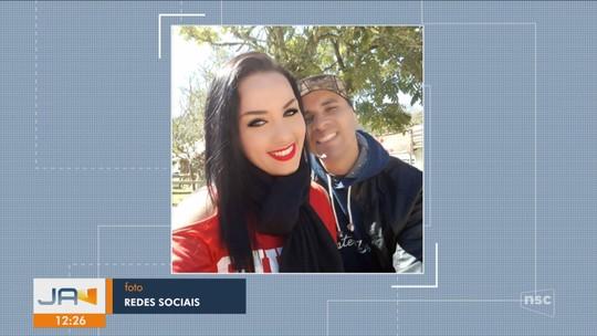 Mulher é morta e marido morre atropelado por caminhão na Grande Florianópolis