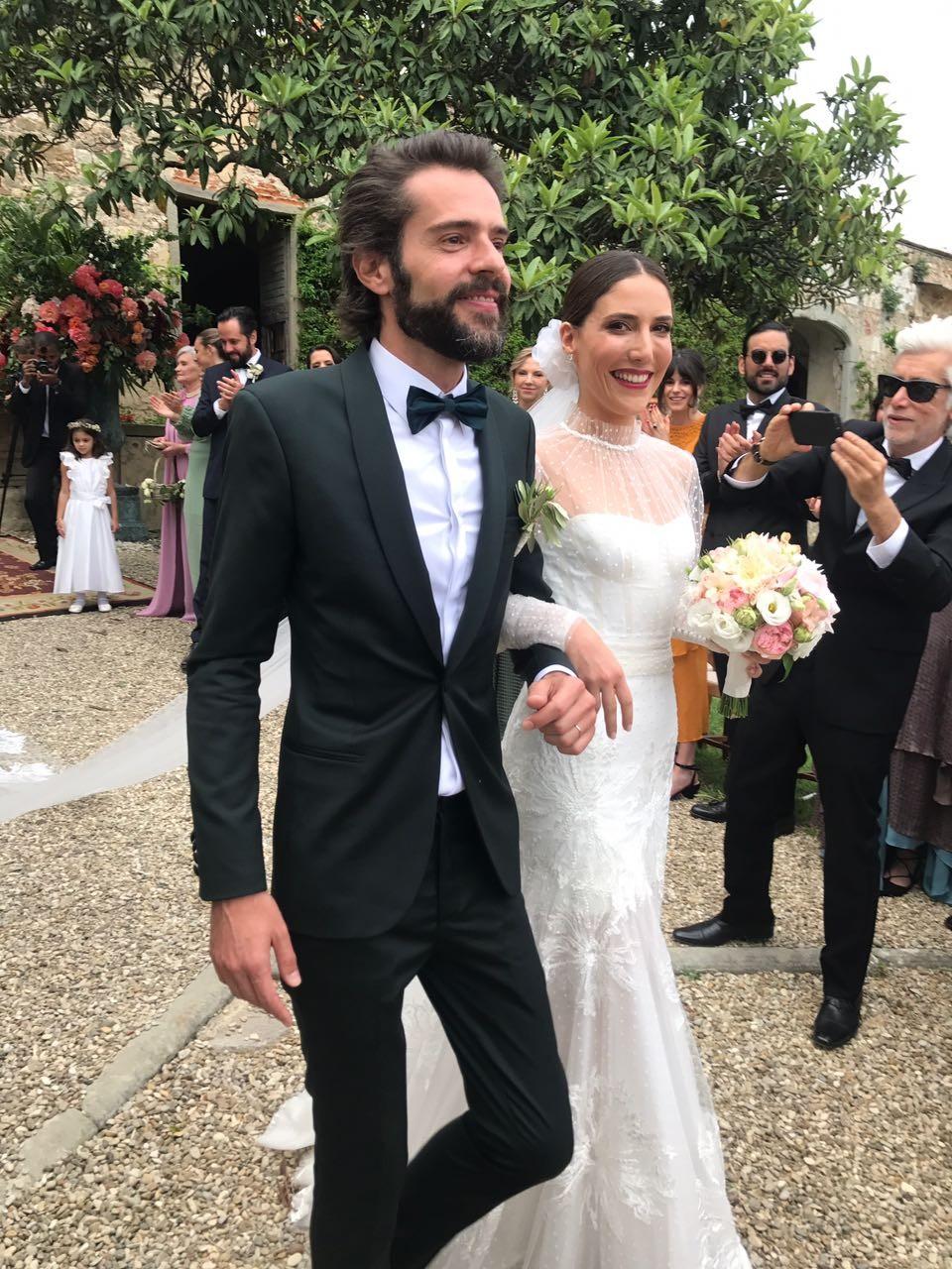Casamento Lilly Sarti (Foto: Reprodução/ Instagram)