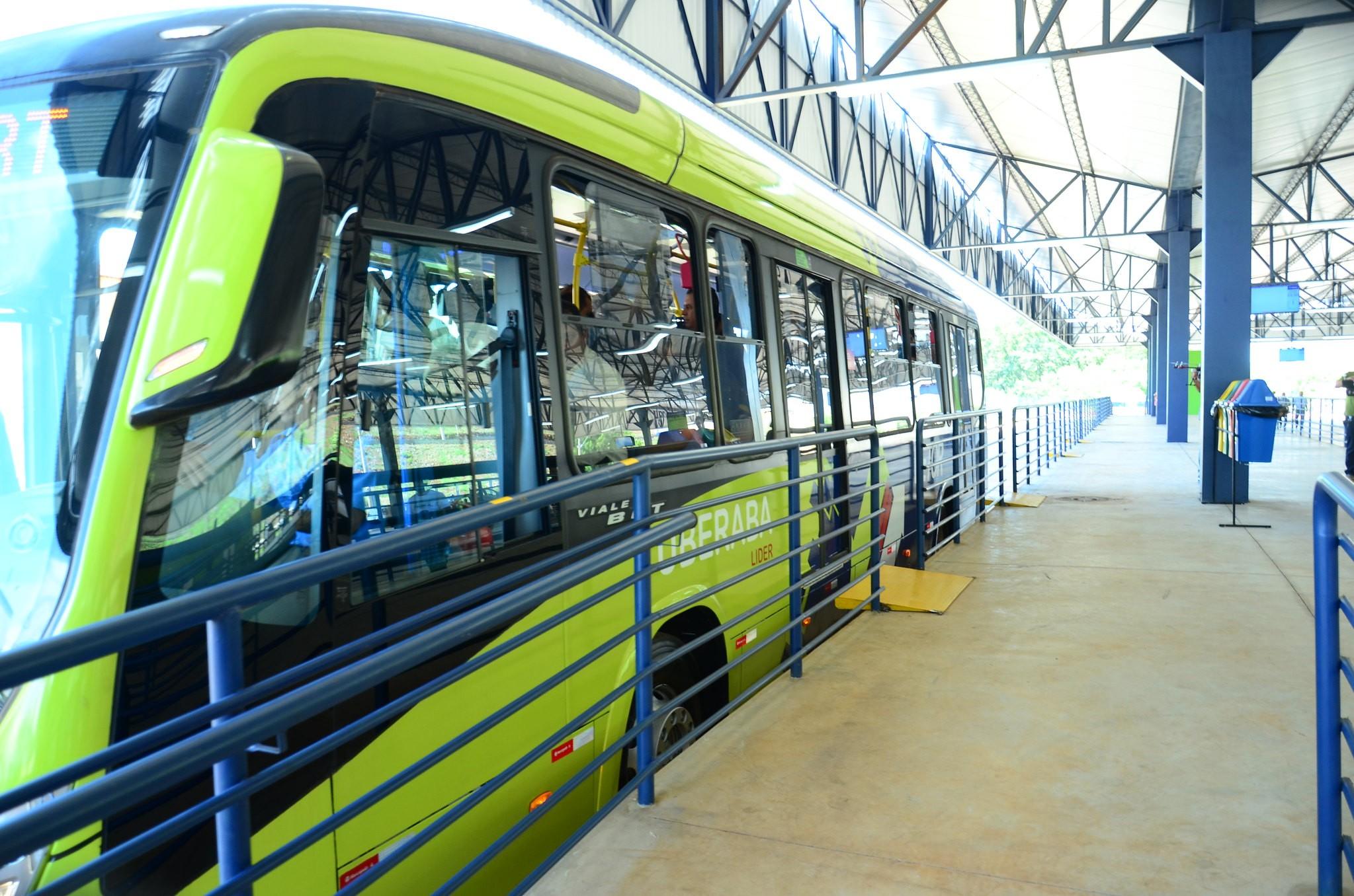 Região da Serraria em Uberaba terá linha de ônibus do transporte coletivo; veja  itinerário
