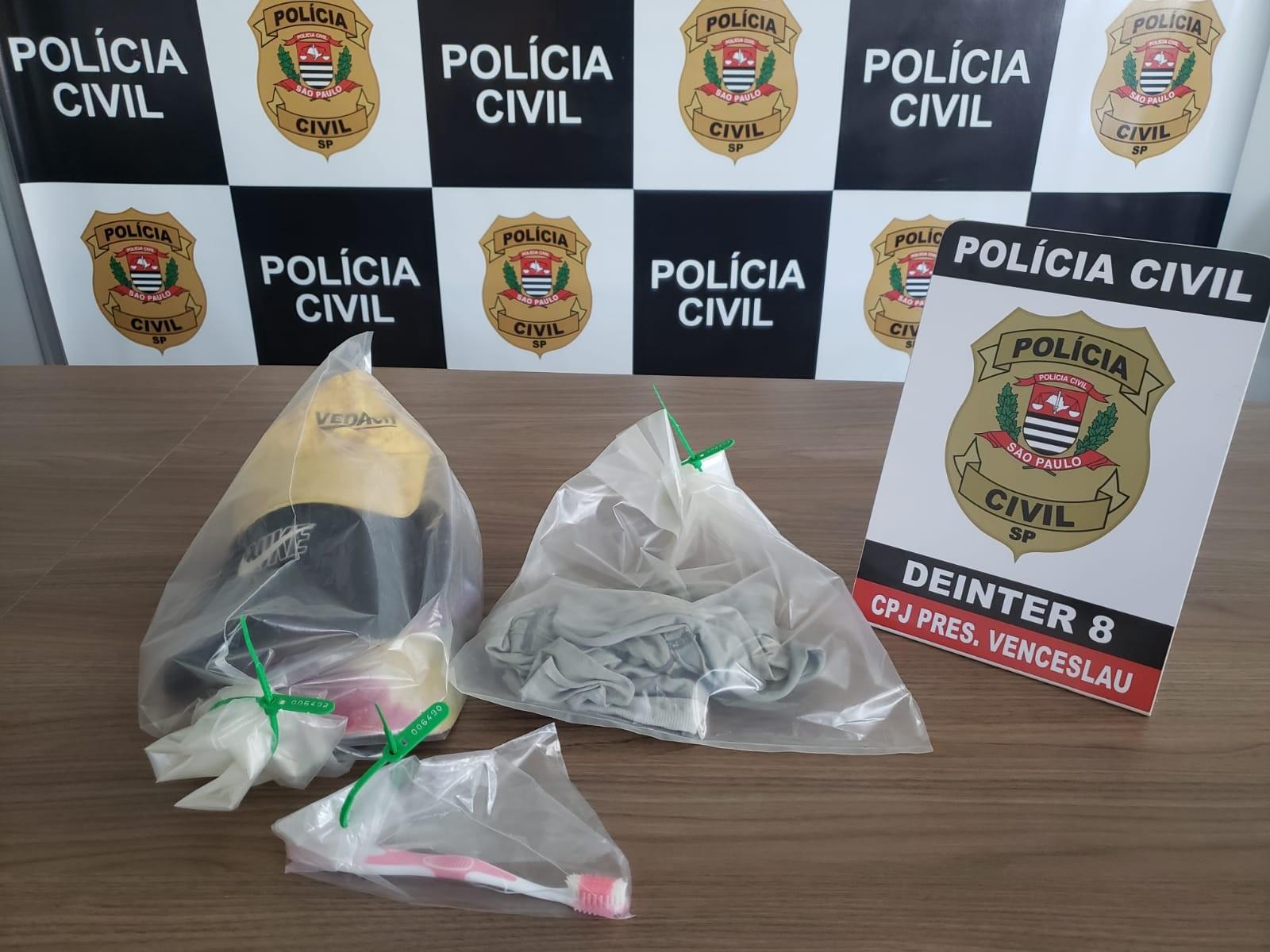 Polícia Civil prende suspeito de crime sexual em Presidente Venceslau