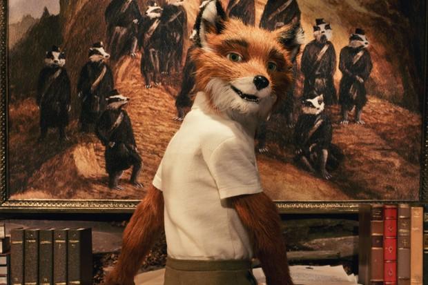 O Fantástico Sr. Raposo (Foto: reprodução)