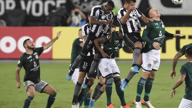 Marcelo Benevenuto Botafogo x Goiás Nilton Santos