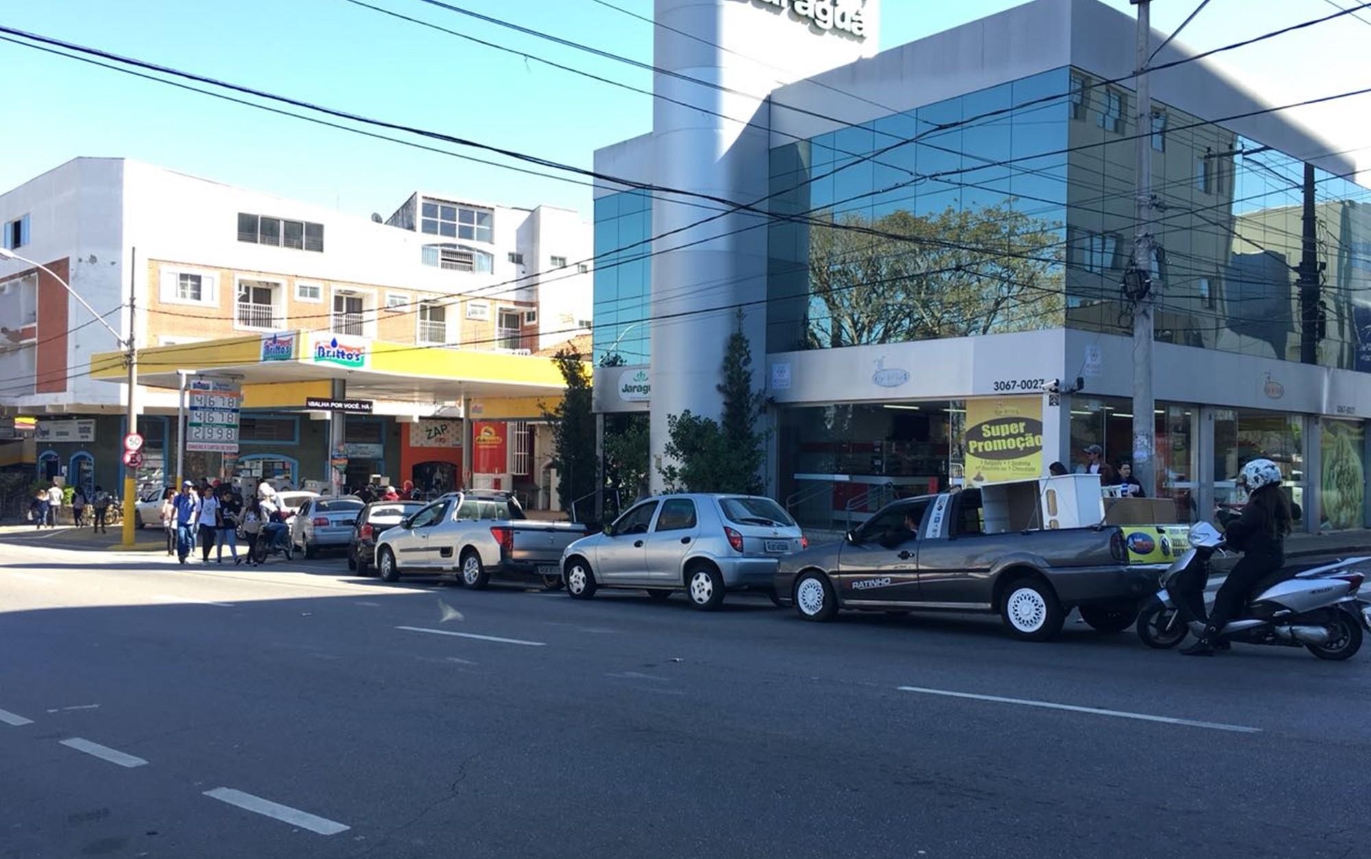 Combustíveis acabam em pelo menos duas das maiores cidades do Sul de Minas, diz Minaspetro