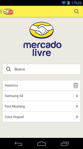 Mercado Livre | Download | TechTudo