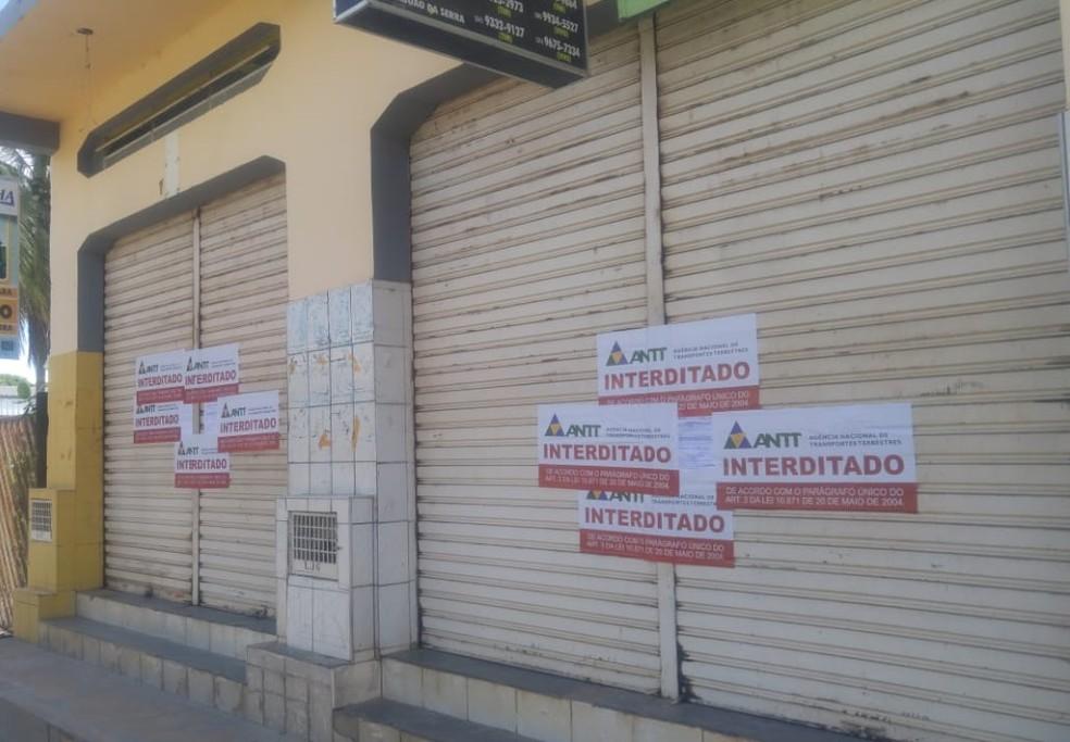 Empresas revendiam passagens interestaduais — Foto: ANTT/Divulgação