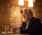 Brian Cox em cena de 'Succession' | Reprodução