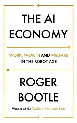 The AI Economy: Work, Wealth and Welfare in the Robot Age, de Roger Bootle (Foto: Divulgação)