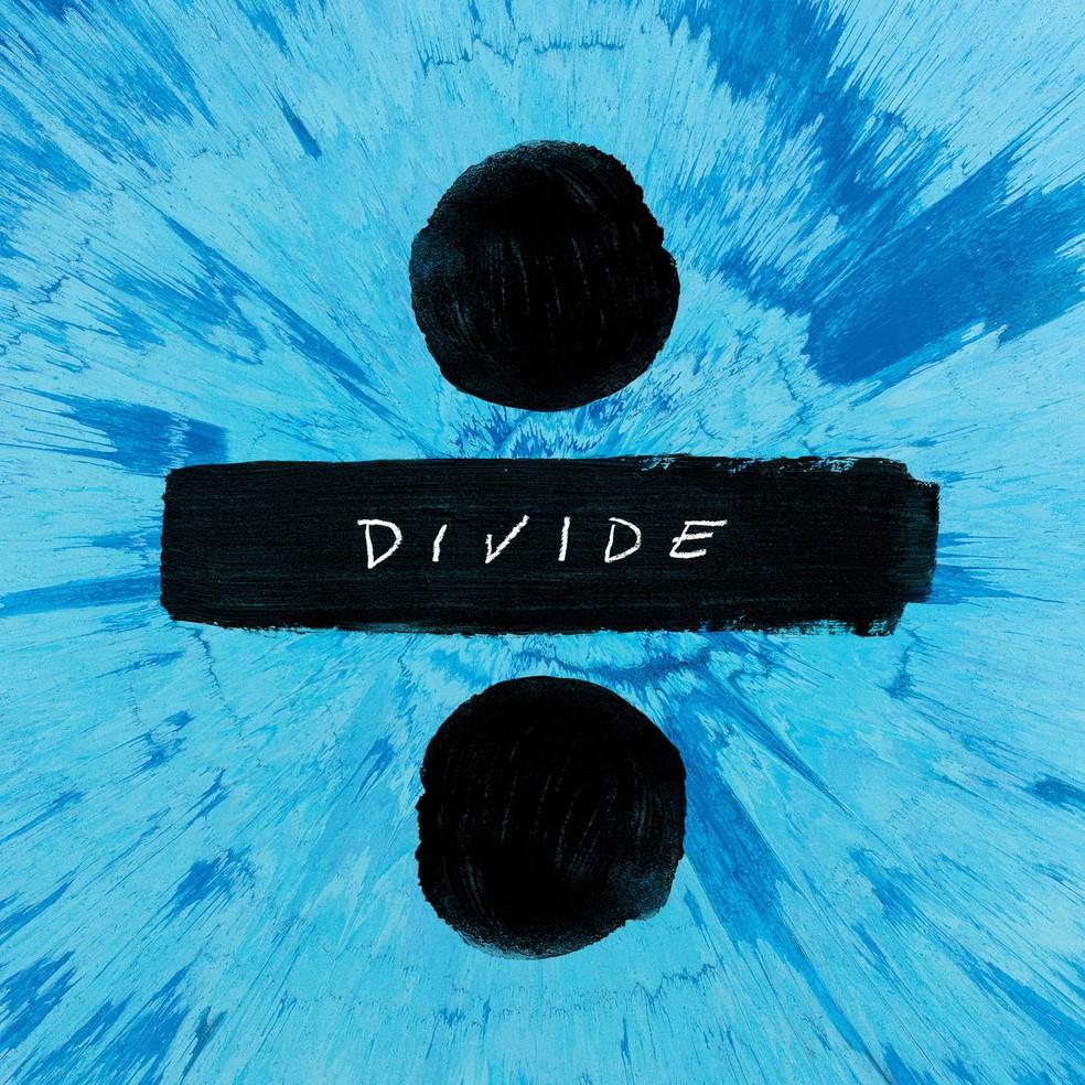 Capa de 'Divide', de Ed Sheeran (Foto: Divulgação)