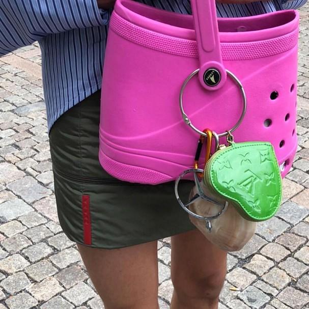 Bolsa Crocs (Foto: Reprodução Instagram)