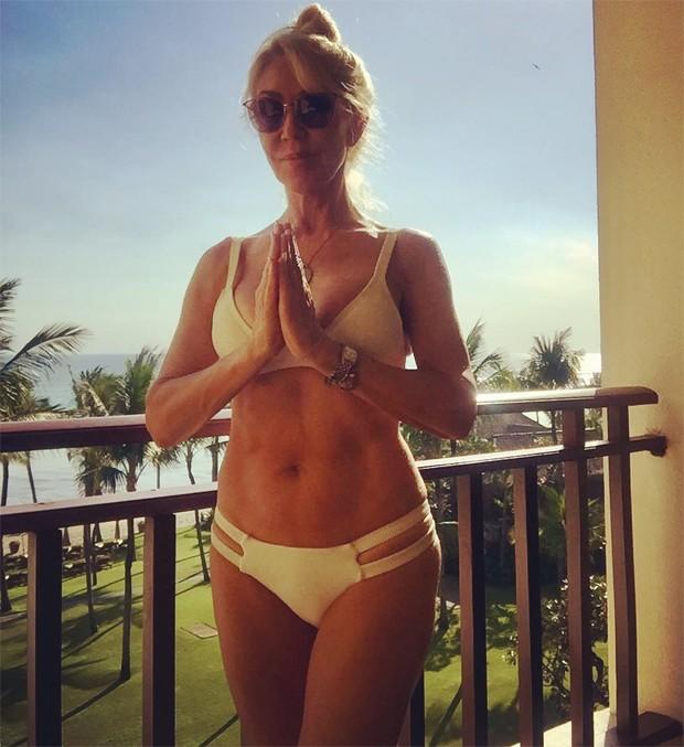 Linda Thompson (Foto: Reprodução/Instagram)