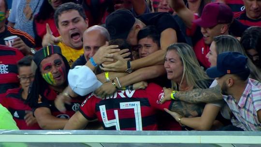 Sem espaço e sem negócio: Fla recusa proposta do Santos e fecha portas de Arão para o mercado da Série A