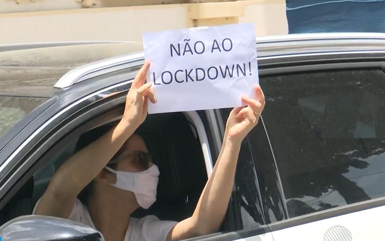Fecomércio-BA estima prejuízo de R$ 70 milhões por cada dia durante vigor de medidas restritivas na Bahia