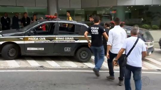 Troca de tiros entre policiais de SP e MG deixa um morto em anexo de hospital em Juiz de Fora