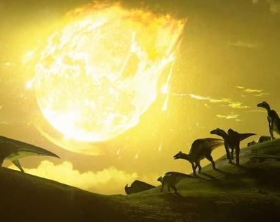 """Asteroide que matou dinossauros atingiu a Terra em """"ângulo letal"""""""