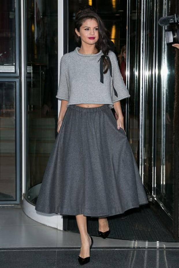 Selena Gomez (Foto: Reprodução / Pinterest)